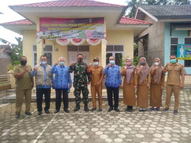 Monef Kinerja Pasca Cuti Di Kantor Pekon Kecamatan Sukoharjo
