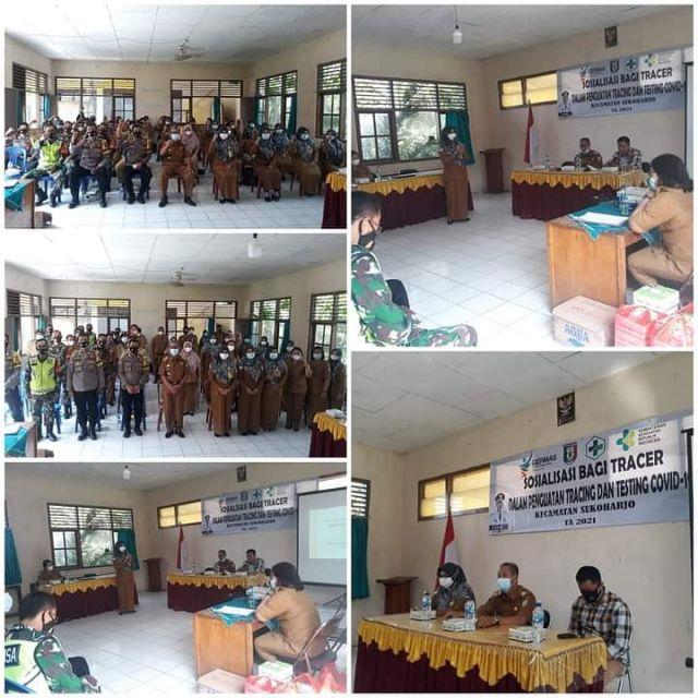 Musyawarah Tracer Kecamatan Sukoharjo